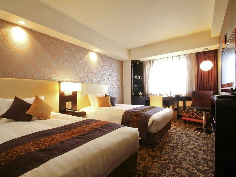 Mercure Hotel Sapporo Review