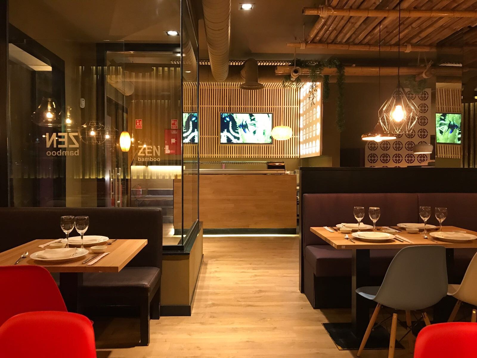 zen bamboo, madrid - restaurant reviews, phone number & photos