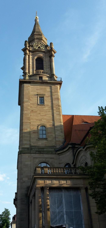 Evangelischen Kirchengemeinde Friedenskirche