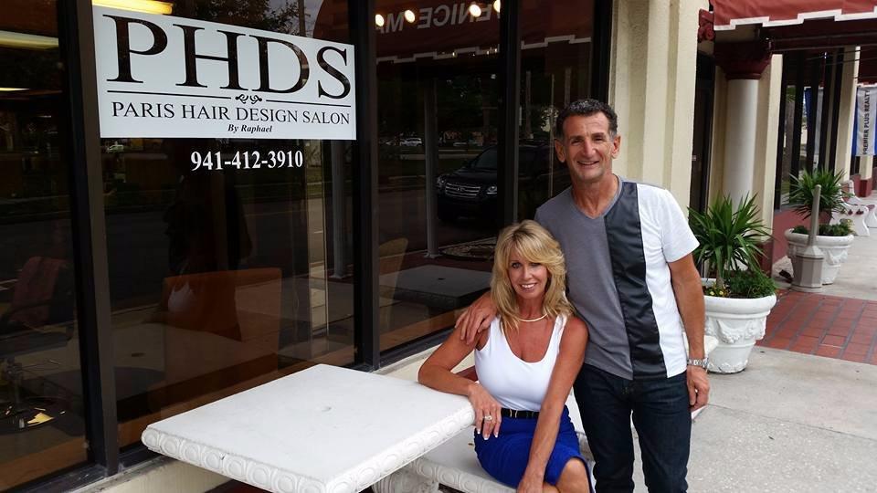 Paris Hair Design Salon 256 west tampa avenue Florida 34285