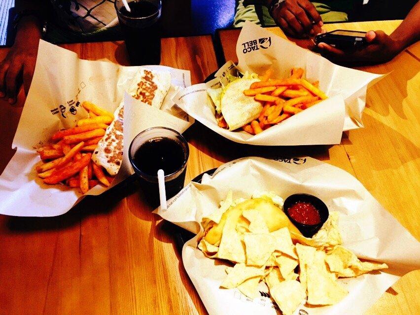 Taco Bell The 10 Best Restaurants Near