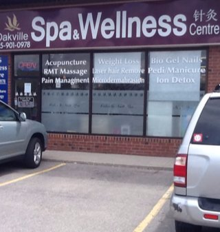 Oakville Spa & Wellness Centre
