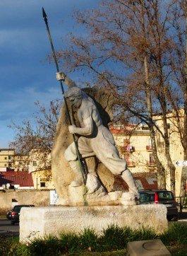 Il Legionario - Monumento ai Caduti sul Lavoro