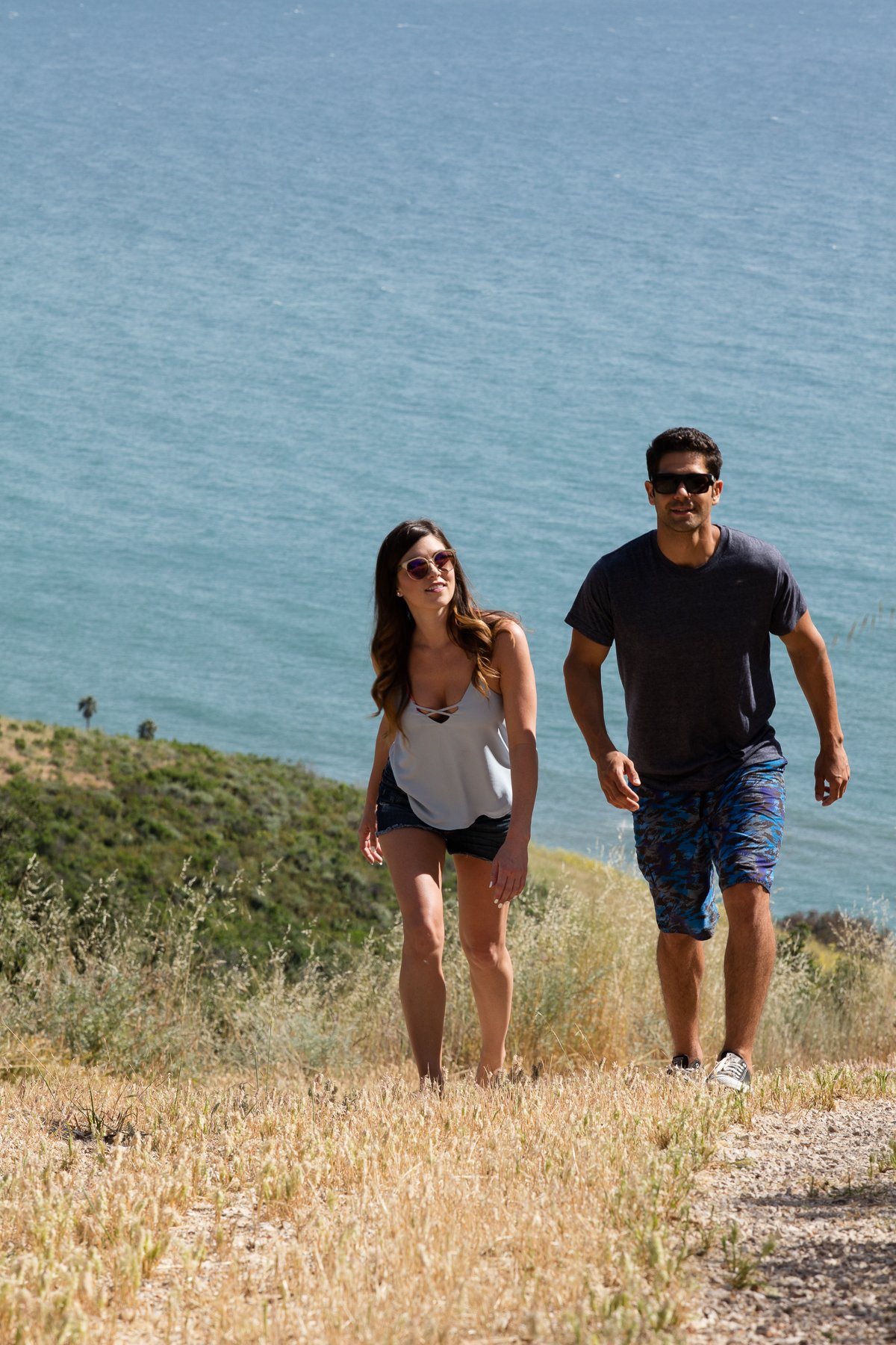 Hiking at the Pismo Preserve