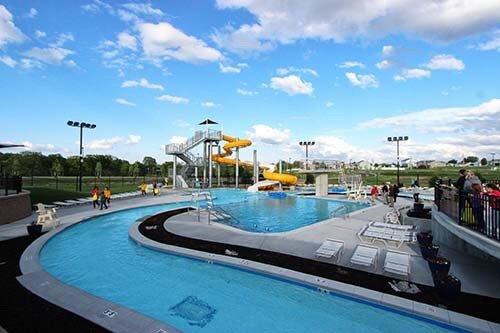 Splash Station Aquatic Center