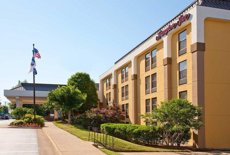 Hampton Inn Alexandria Pentagon South Updated 2018 Hotel