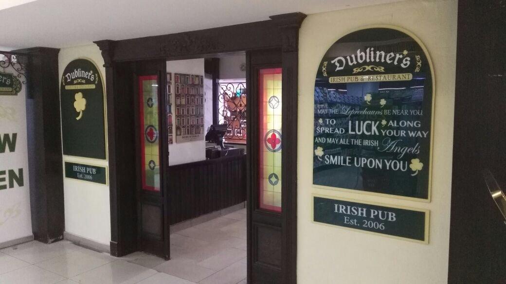 Dubliners Irish Pub Dead sea
