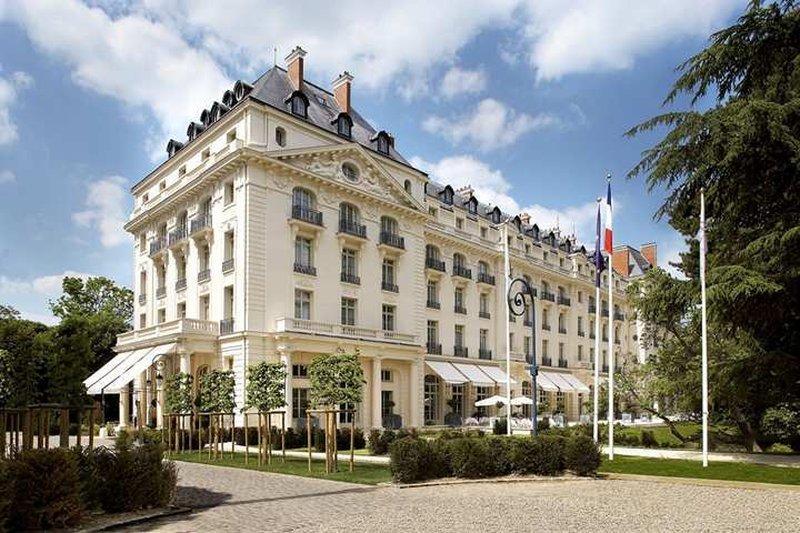 Connu Trianon Palace Versailles, A Waldorf Astoria Hotel - UPDATED 2017  HB15