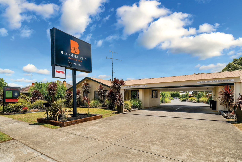 Begonia City Motor Inn Updated 2017 Hotel Reviews Price Comparison And 28 Photos Ballarat