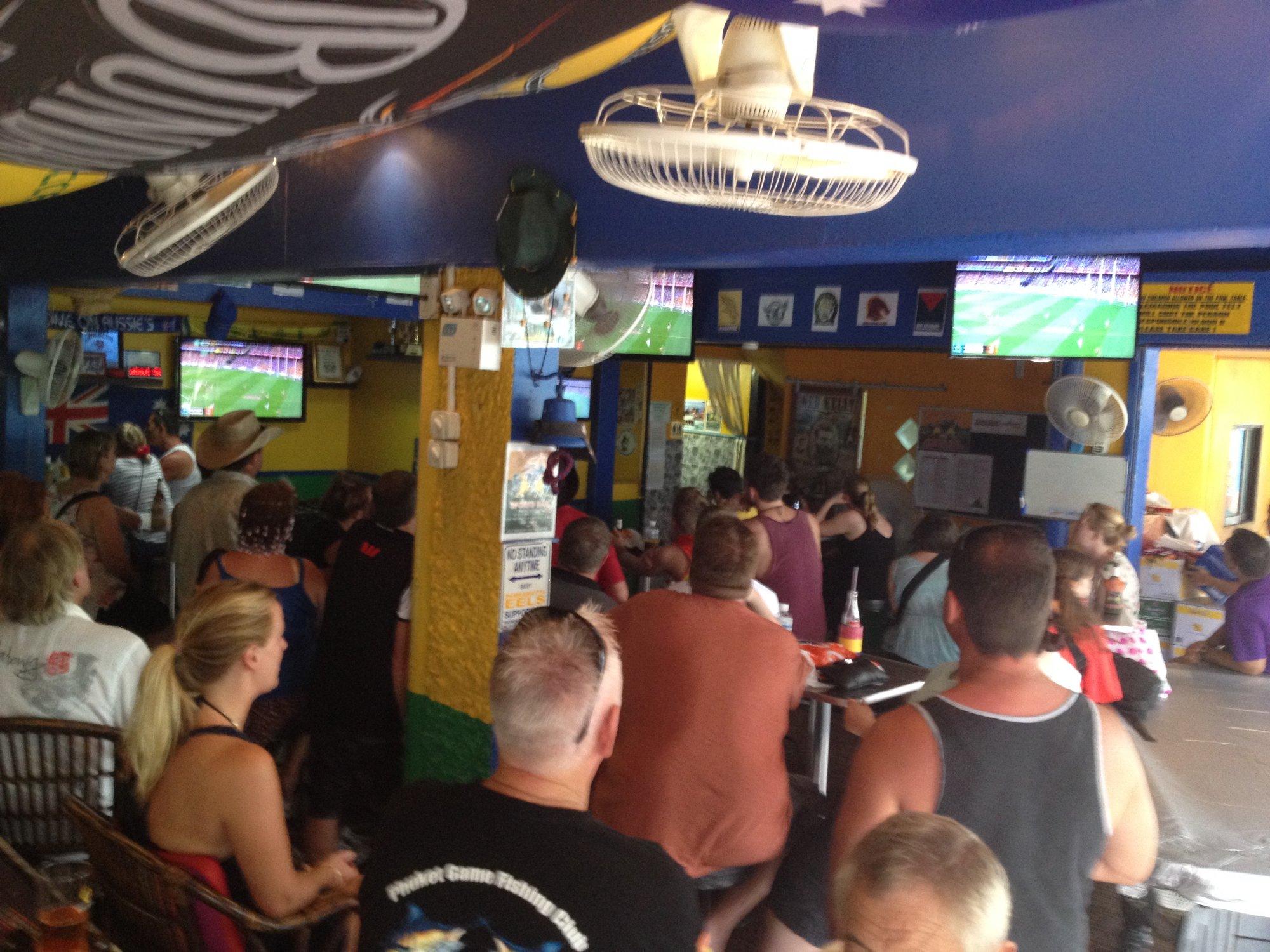 Walkabout Sports Bar