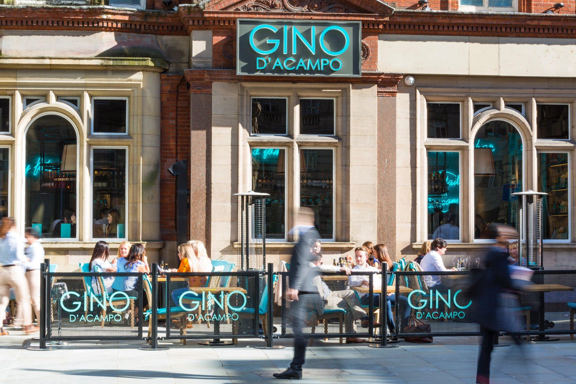 Gino D Acampo Liverpool Restaurant Reviews Phone Number