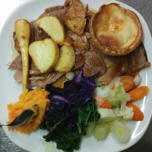 A Sunday Roast