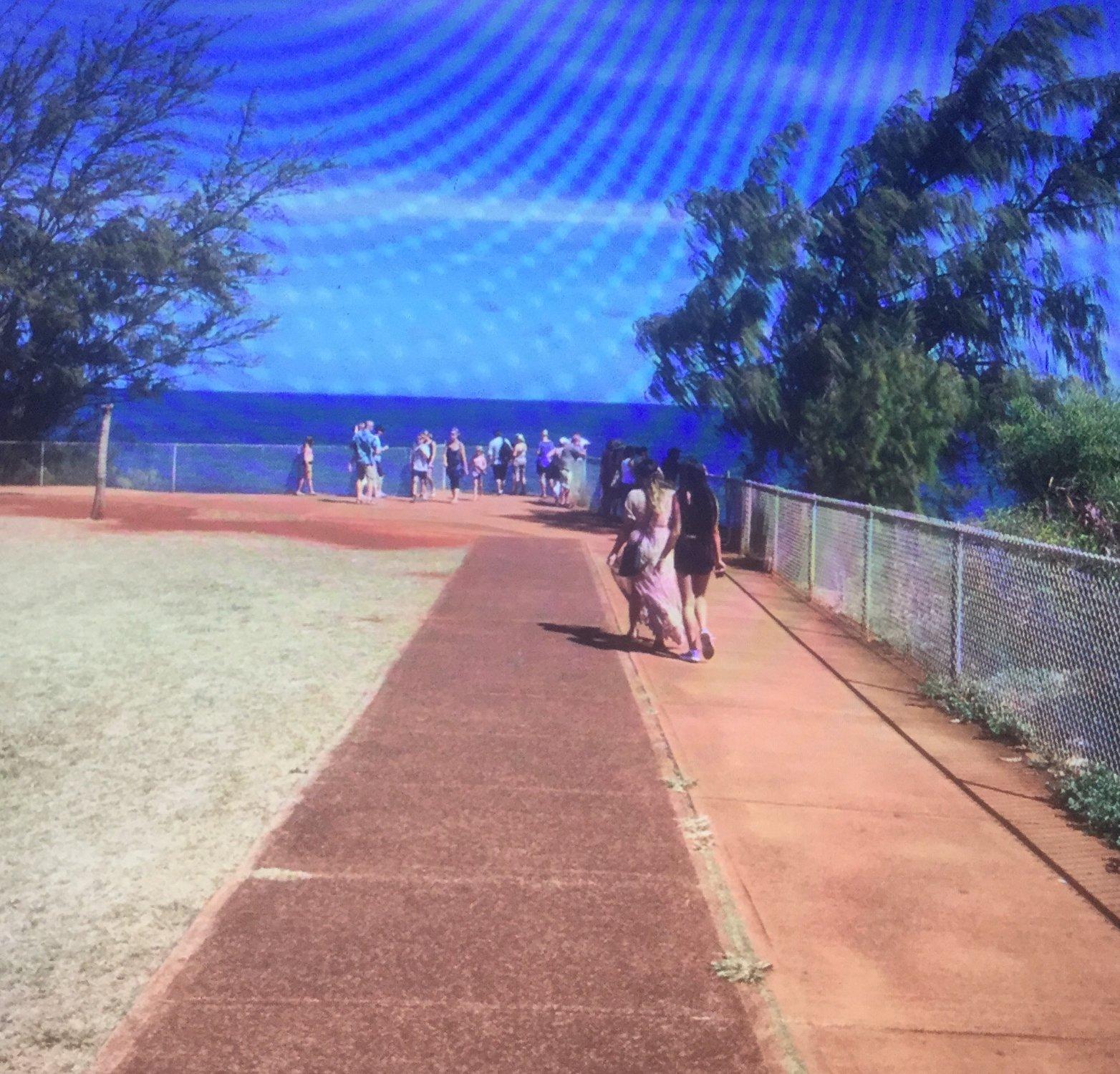 Poipu Beach- the spouting horn