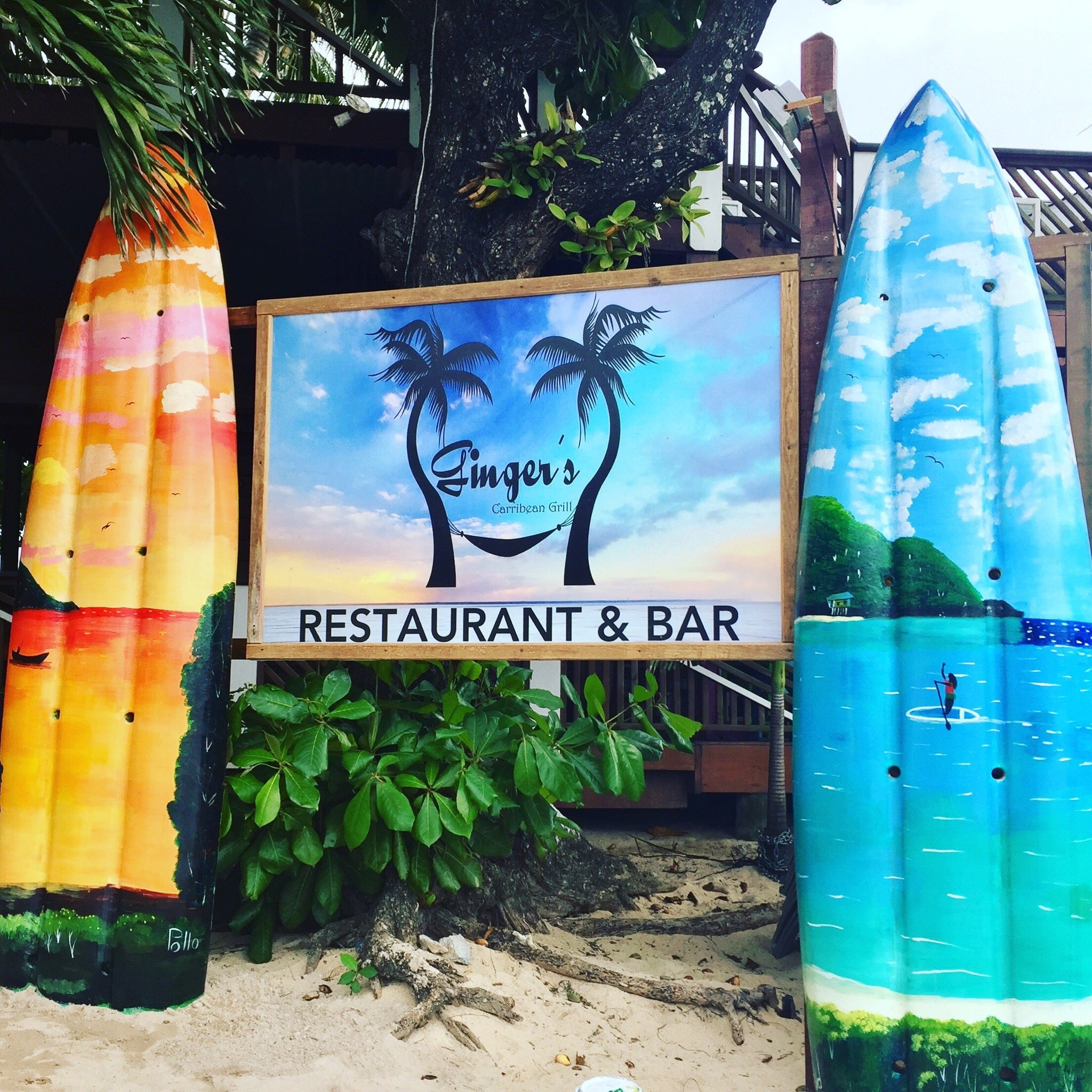 Ginger's Caribbean Grill
