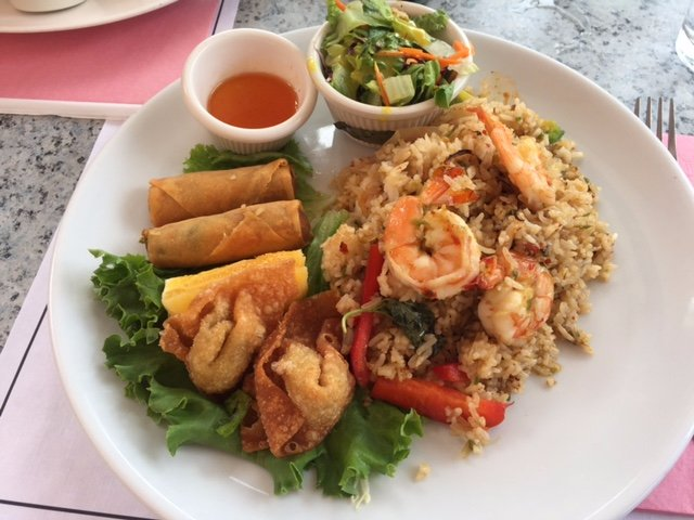 Spices thai cafe san diego 3810 valley centre dr ste for 8 spices thai cuisine