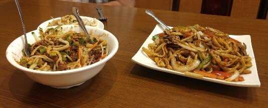 Good value delicious noodles
