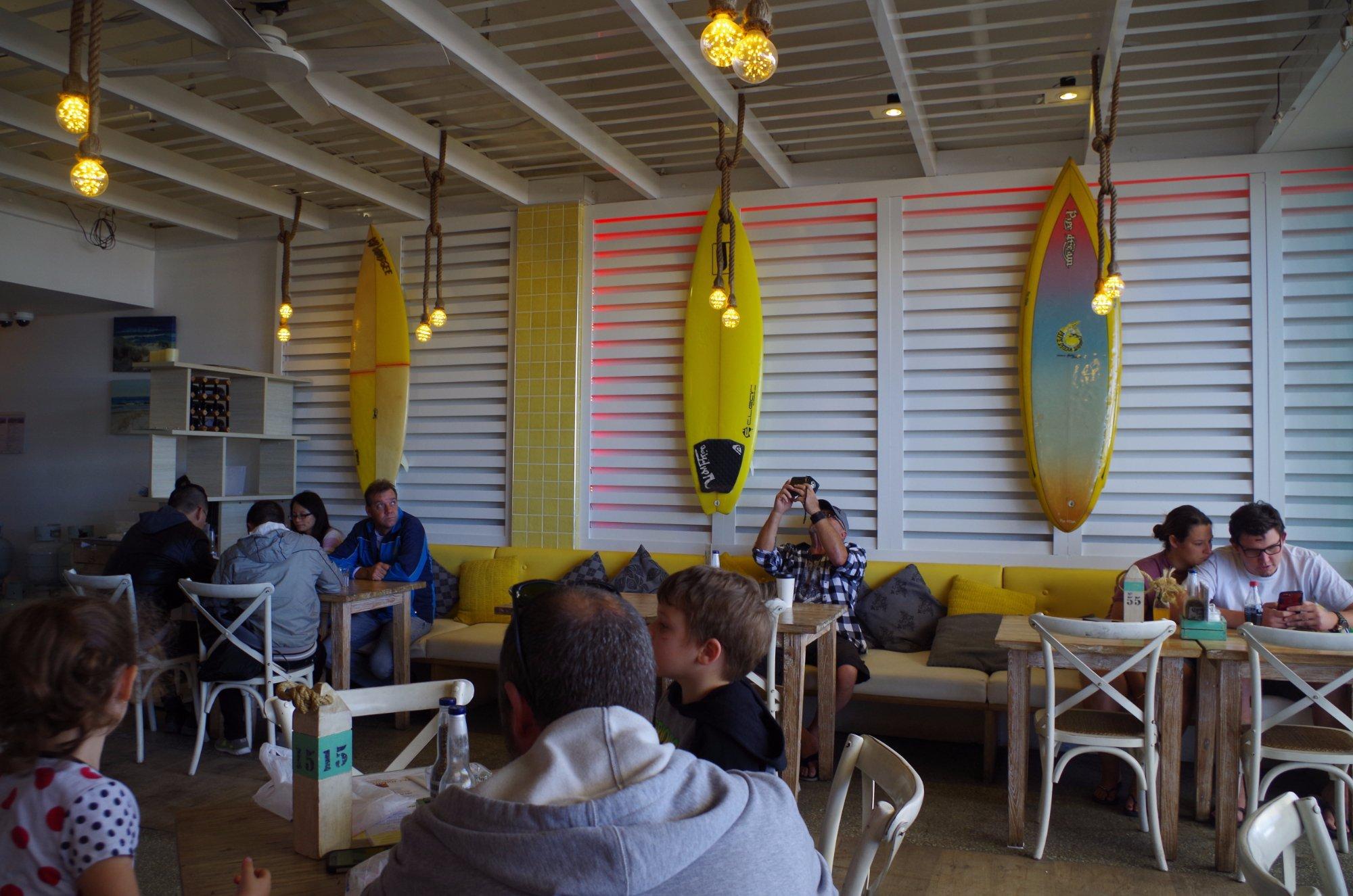 The Surfers Paradise Beach Cafe   Soul Boardwalk, 4 The Esplanade, QLD, Surfers Paradise, Gold Coast, Surfers Paradise, Queensland 4217   +61 7 5527 6183