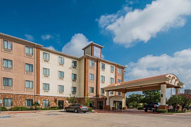Sleep Inn & Suites near Seaworld (San Antonio, TX ...
