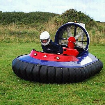 The Hovercraft Experience