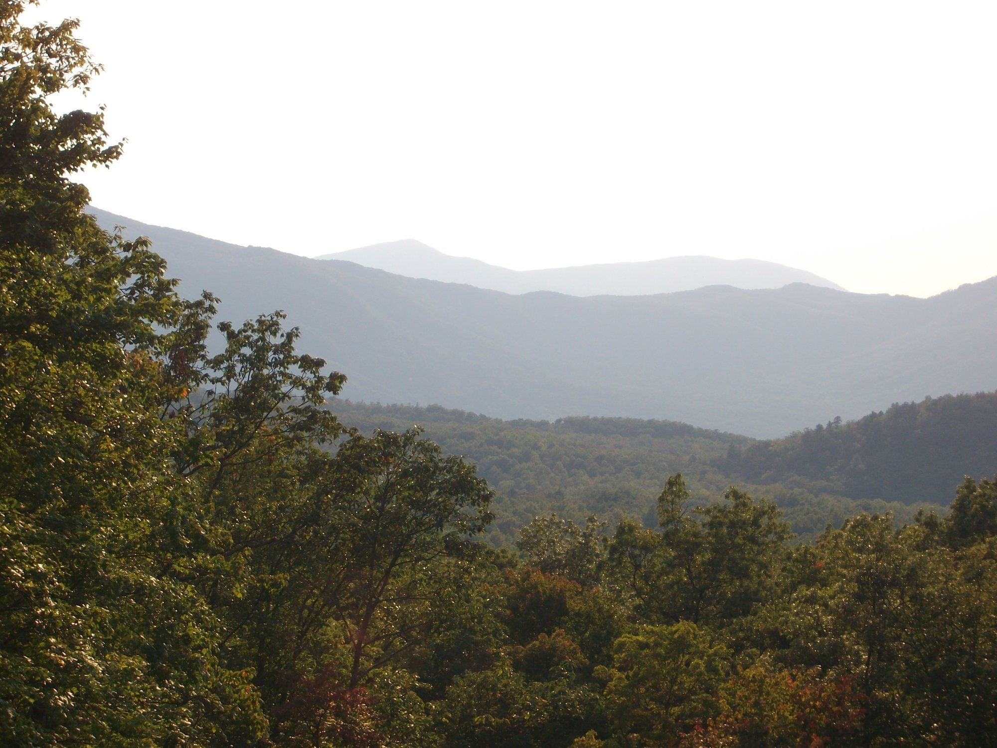 Great Smoky Montains :)