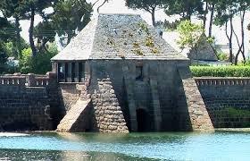 Moulin a Maree du Grand Traouiero