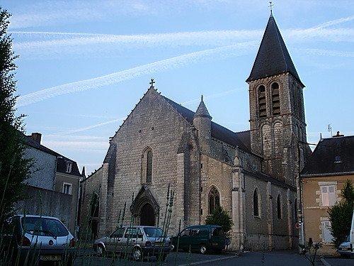 Église Saint-Génitour du Blanc