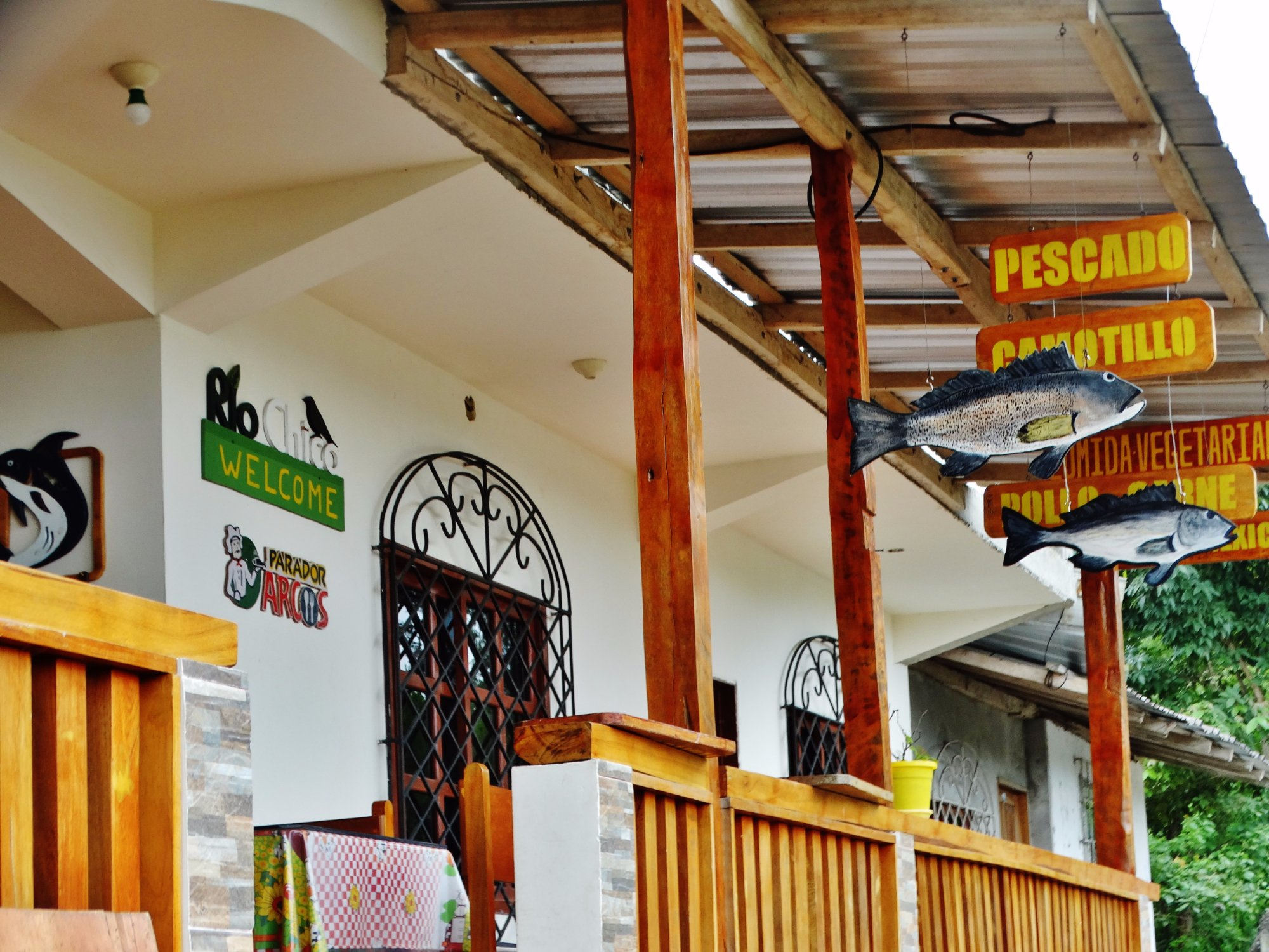 Things To Do in Ecuadorean, Restaurants in Ecuadorean