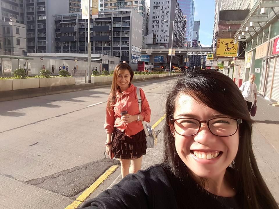 Nathan Road Hongkong