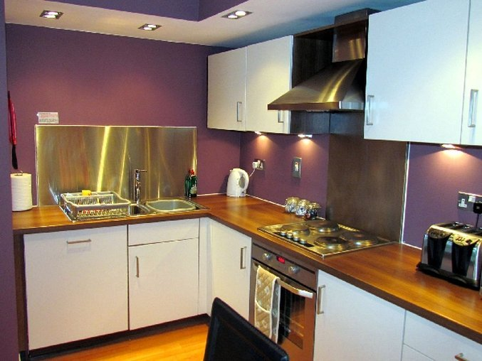 Hot el apartments edinburgh waterfront updated 2017 for O kitchen edinburgh