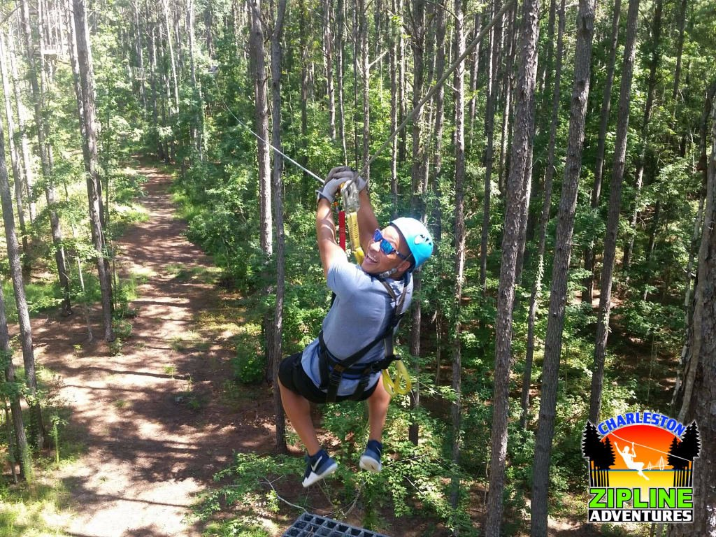 charleston zip line adventures awendaw sc top tips before you