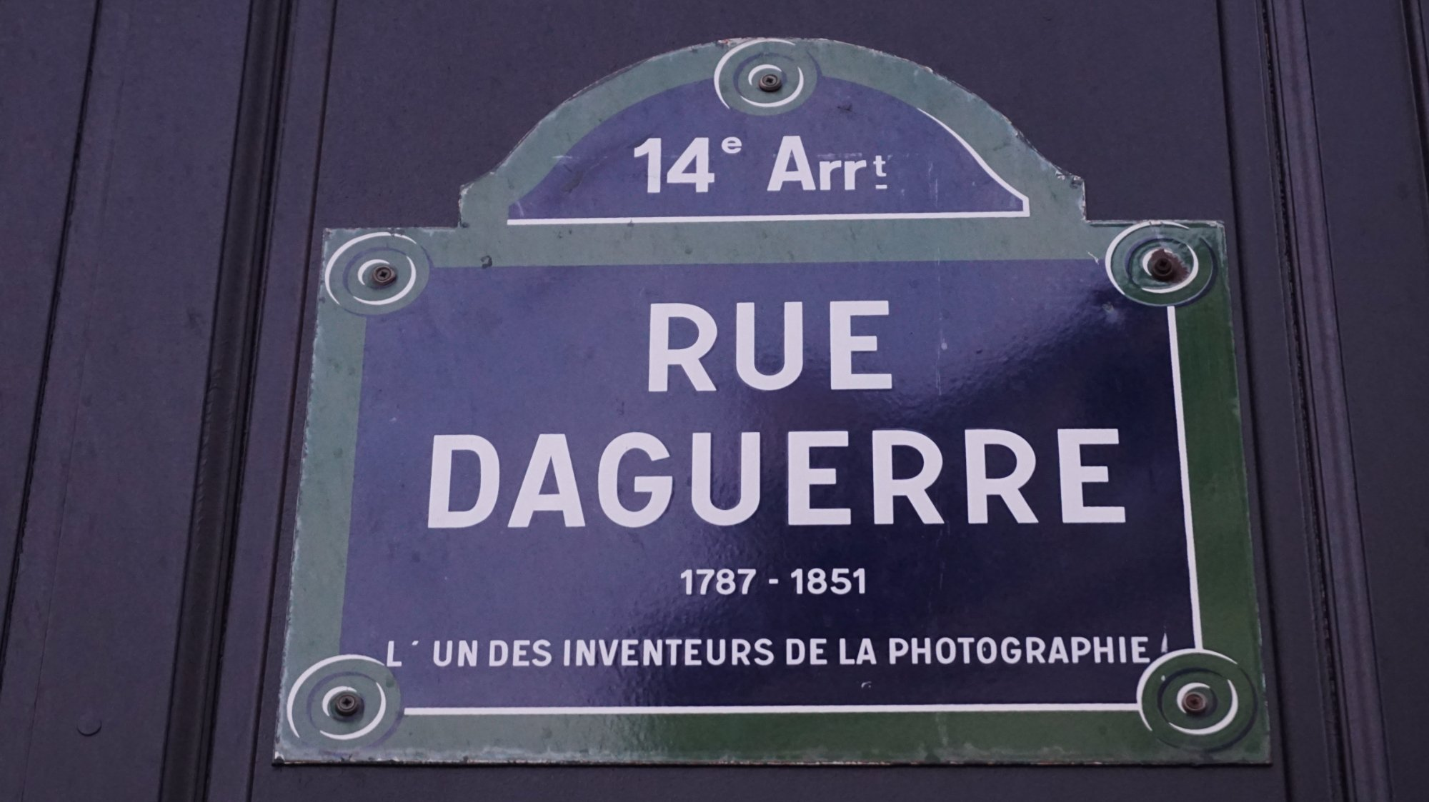 Daguerre street.