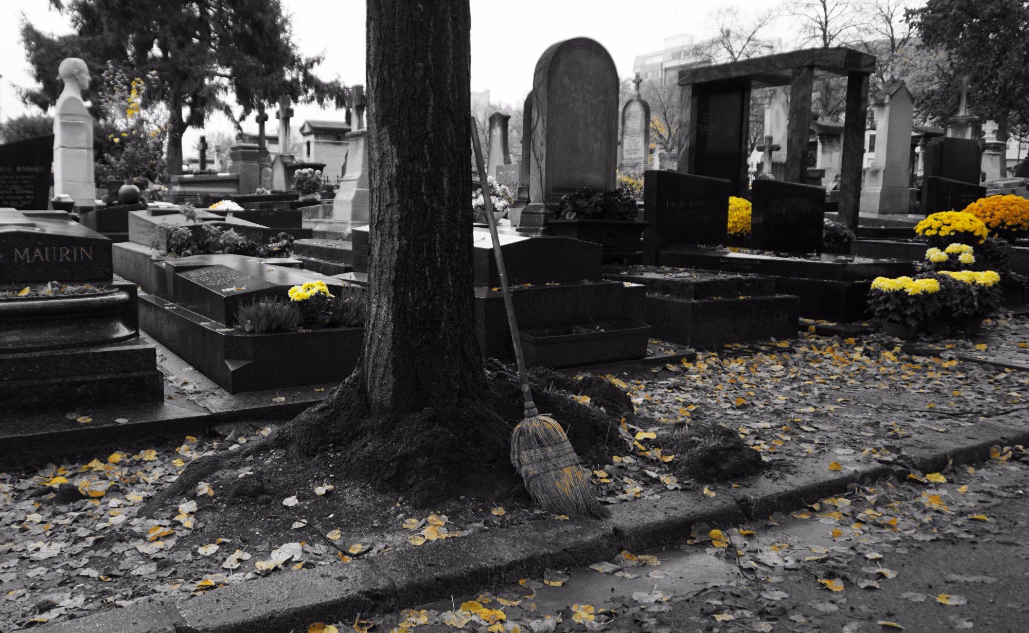 Montparnasse Cemetery,  3 Boulevard Edgar Quinet, 75014 Paris