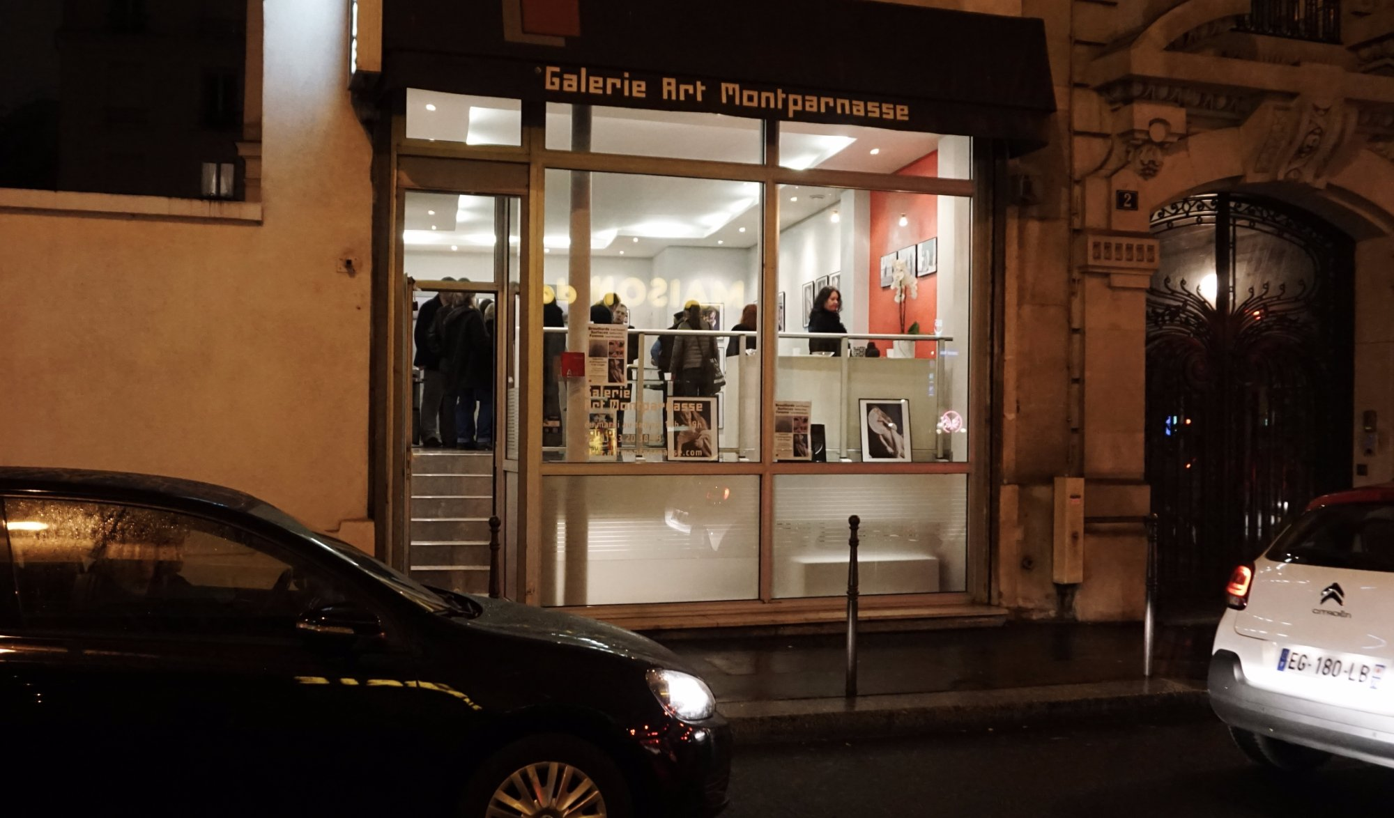 Galerie Art Montparnasse 2 Bis Rue Raymond Losserand, 75014 Paris