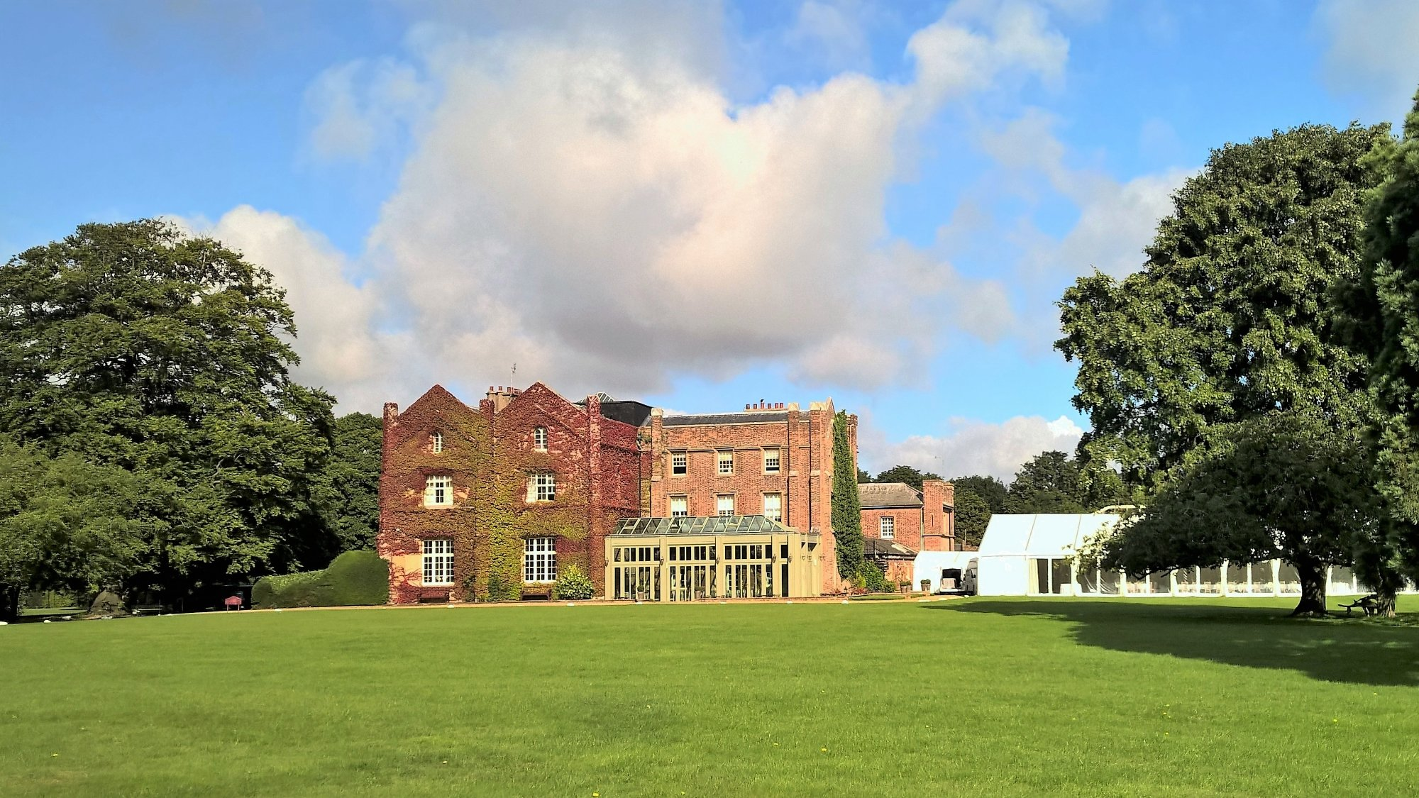 Offley Place Country House