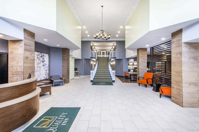 Quality Inn Airport West Hotel Mississauga Canada Voir Les Tarifs Et 15 Avis