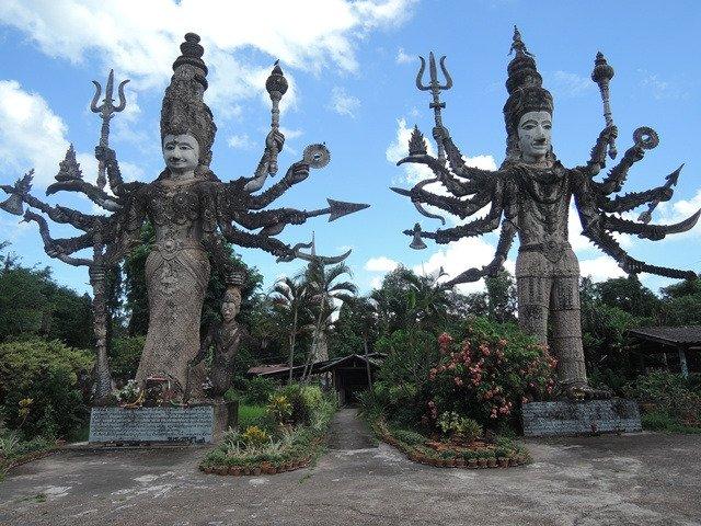 Sala Kaew Ku (Wat Khaek) (Nong Khai, Thailand) - Beoordelingen