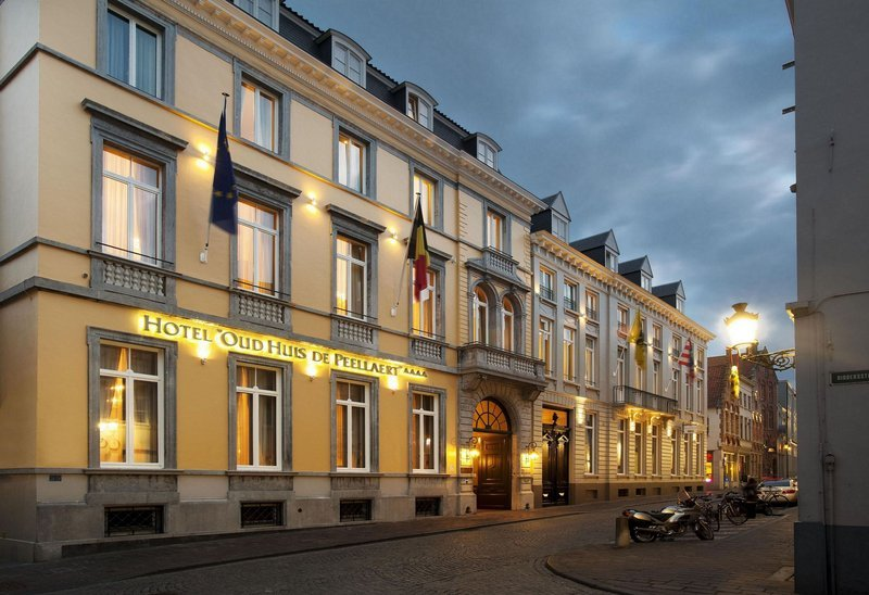 Oud huis de peellaert updated 2017 prices hotel reviews bruges belgium tripadvisor - Oud huis ...