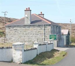 Berneray Historical Society Museum