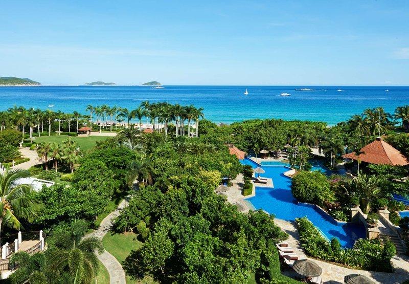 Pullman Sanya Yalong Bay Villas Resort 50 off booking Ctrip