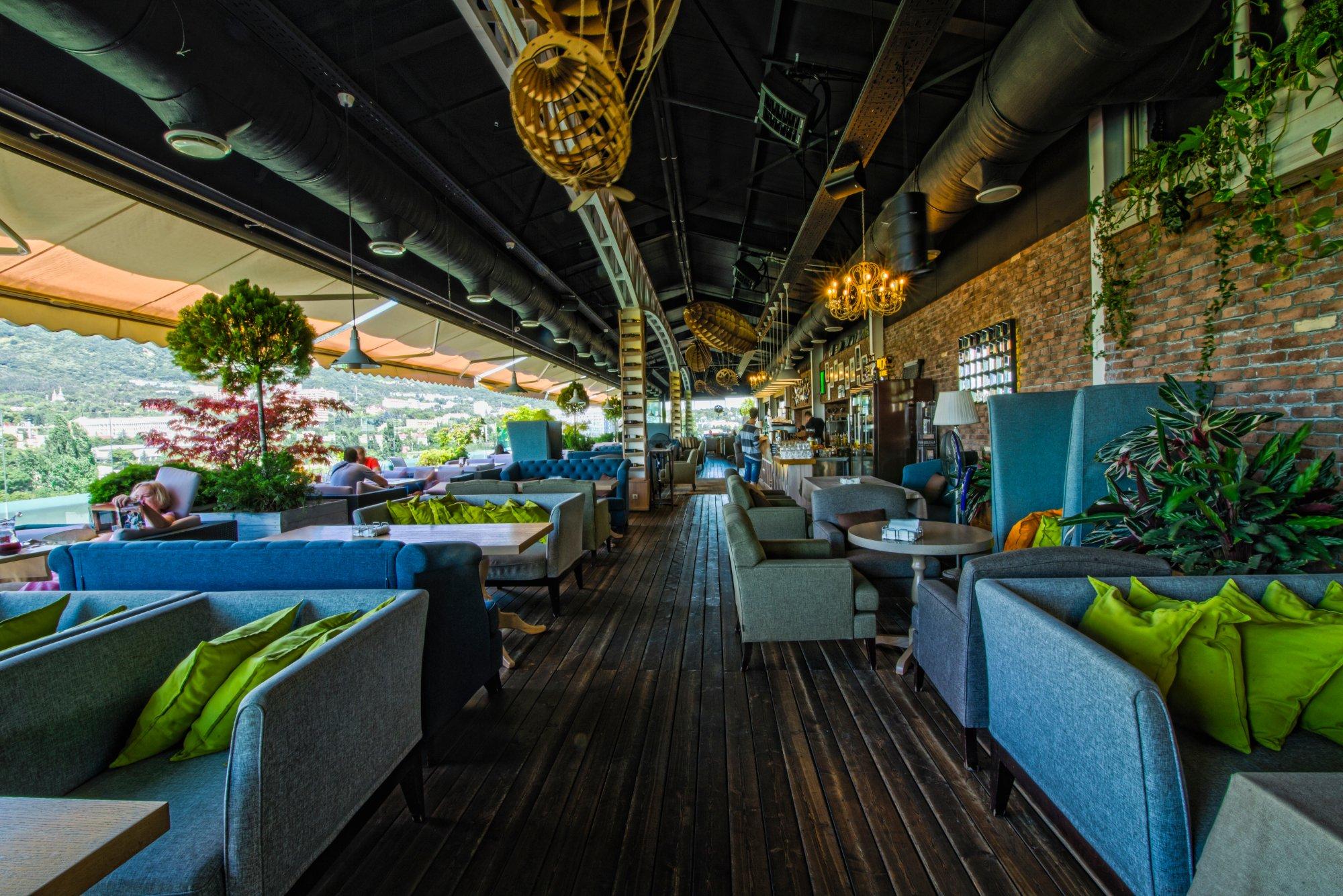 Большой балкон, пятигорск - 107 фото ресторана - tripadvisor.