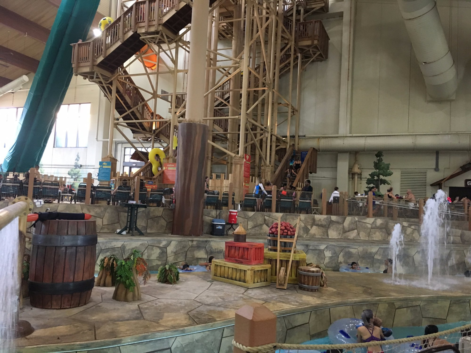 great wolf lodge grapevine (tx) 2017 hotel review - family