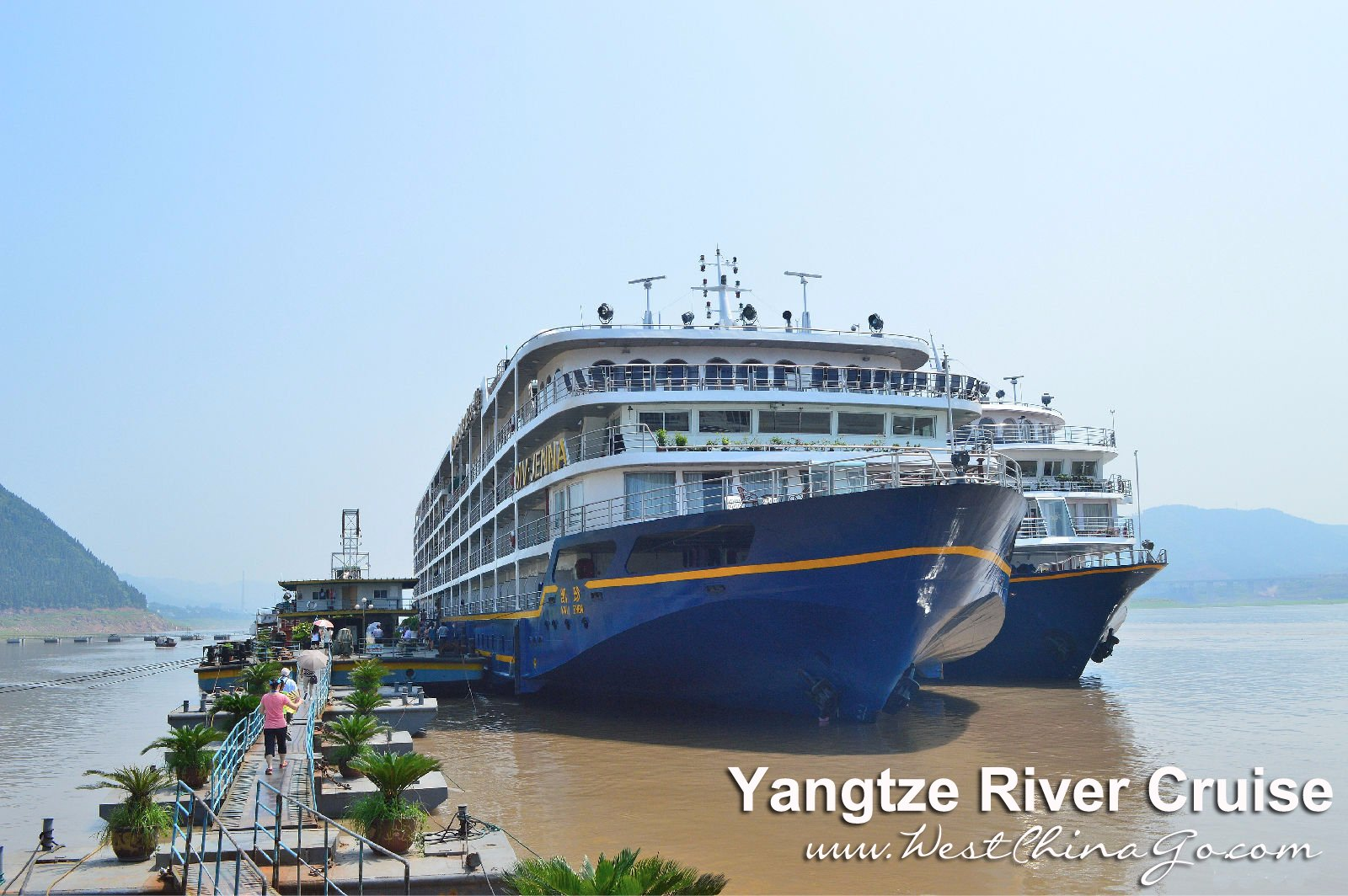 Yangtze River Cruise Tour Photo Gallery