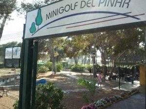 Minigolf del Pinar