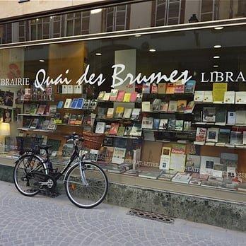 Librairie Quai des brumes