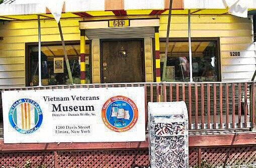 ‪Vietnam Veterans War Memorial Museum‬