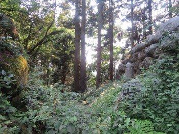 Ishinomon Fortress Ruins