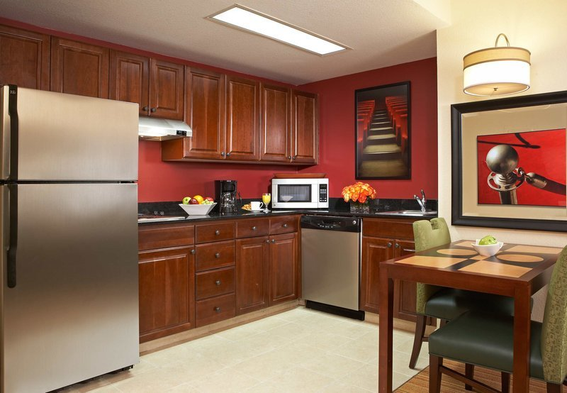 Residence inn beverly hills updated 2017 prices hotel for Kitchen cabinets 90045