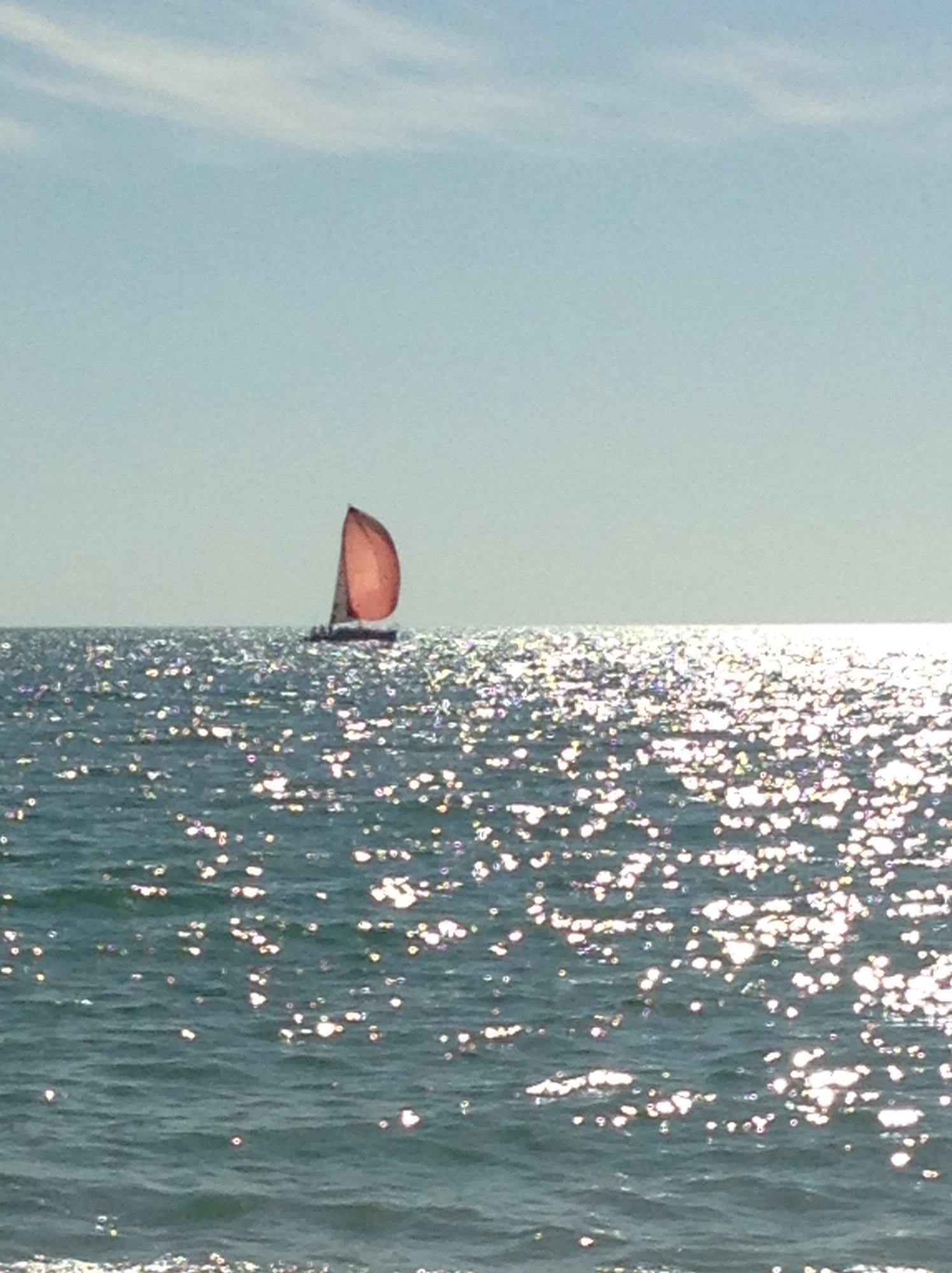 Sailing on the Gulf