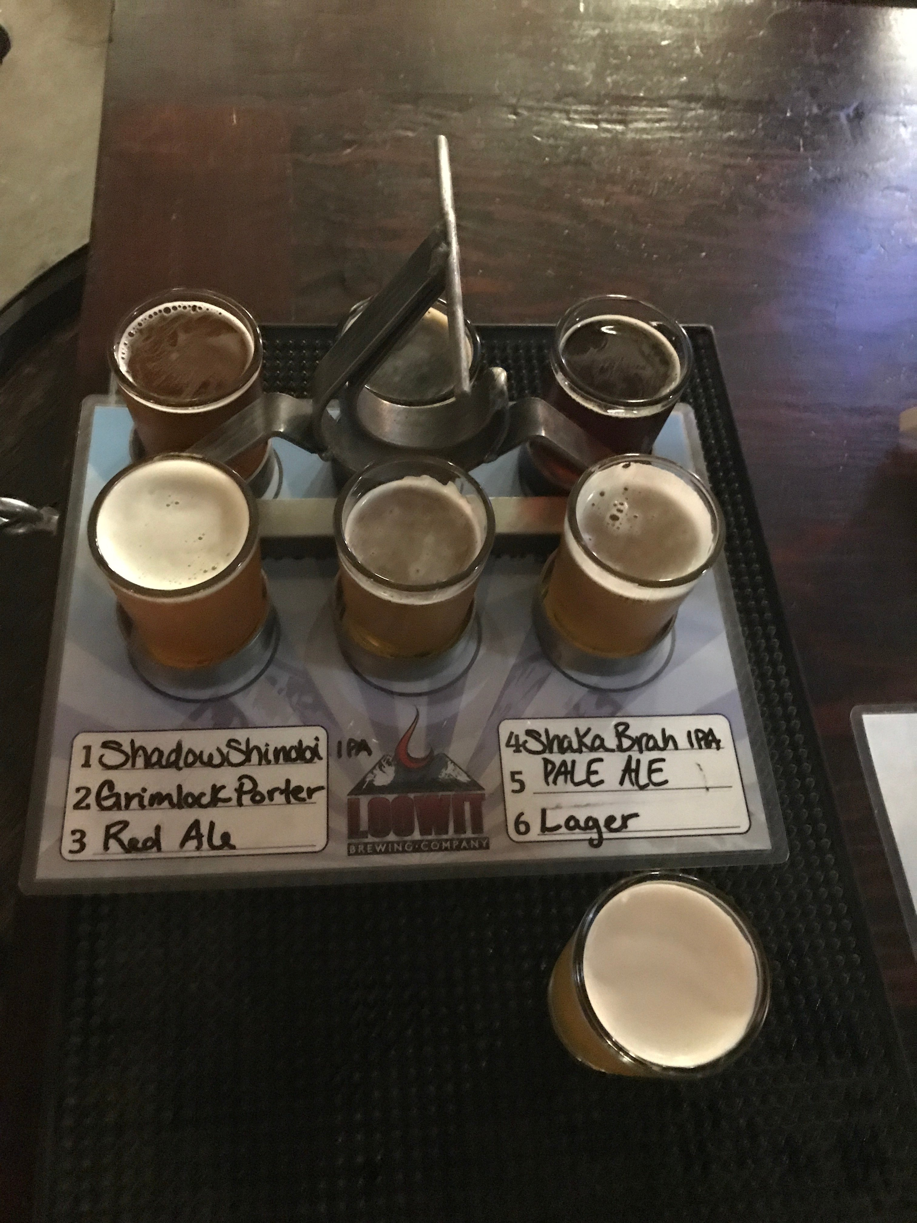 Map Of Oregon Breweries%0A Loowit Brewing Company  Vancouver  Restaurant Reviews  Phone Number  u      Photos  TripAdvisor