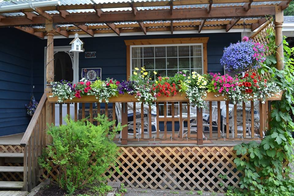 Bed And Breakfast Wells Gray Park : Garden view cottage bed breakfast updated b